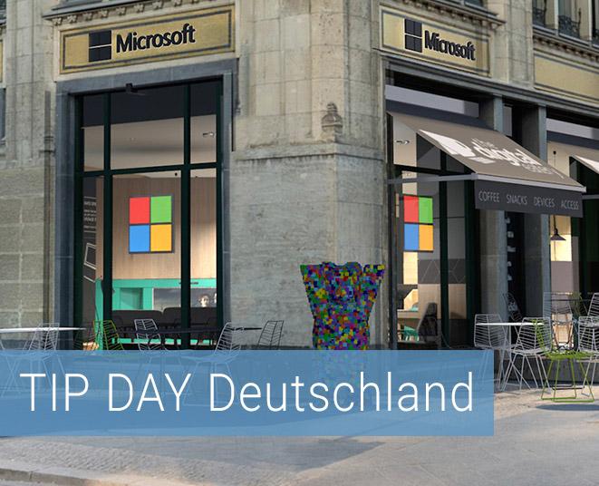 Das war der TIP DAY Deutschland